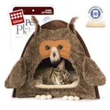 Домик для животных 38*38*40см  GiGwi