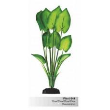 Растение 30см шелк Plant 044-ЭХИНОДОРУС зеленый  в БЛИСТЕРЕ, ---