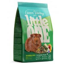 Little One 750,0 д/морских свинок Зеленая долина из разнотравья 1/4 (00373037   )