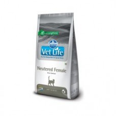 FARMINA Vet Life Cat 400гр Neutered Female 2547 1/24   (00373163   )
