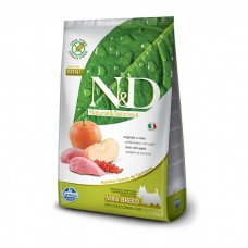 FARMINA N&D 2,5 кг д/собак мелких пород Adult кабан/яблоко 1649 1/4 (00373166   )
