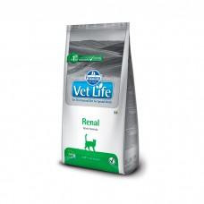 FARMINA Vet Life Cat 2кг Renal 5302 1/4 (00373167   )