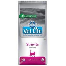 FARMINA Vet Life Cat 2кг Struvite 5319 1/4 (00373169   )