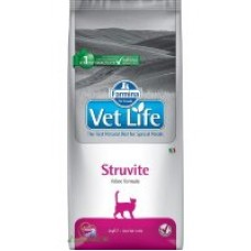 FARMINA Vet Life Cat 400гр Struvite 5166