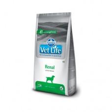 FARMINA Vet Life Dog 2кг Renal 5241 1/4 (00373179   )