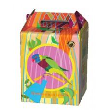Переноска Вака картон д/птиц 1/100 (00373397   )