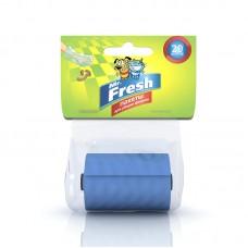 Пакеты д/уборки фекалий 20шт Mr.Fresh 1/64 (00373603   )