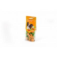 TITBIT Бисквитные косточки с тыквой и шпинатом (100 г) 006337 1/40
