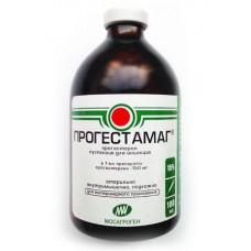 Прогестамаг 100 мл.(пролонгированный прогестерон) Мосагроген (00373843   )