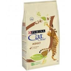 CAT CHOW 400,0 д/к сух Утка 1/8
