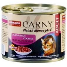 Animonda 400,0 конс. д/кошек коктейль из разных сортов мяса  1/6