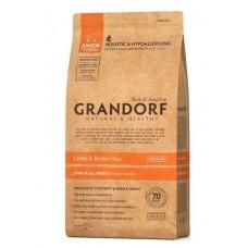 GRANDORF DOG 3кг JUNIOR ягнёнок с рисом для юниоров  9034  1/9 (00375001   )