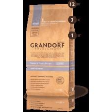 GRANDORF DOG 3кг ALL BREEDS кролик с картофелем для собак всех пород  5034 1/9 (00375007   )