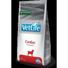 FARMINA Vet Life Dog 2кг Cardiac заболевания сердца 0344 1/4 (00375301   )