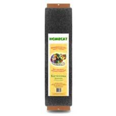 Когтеточка HOMECAT 33859 с кошачьей мятой большая 70*14 см.