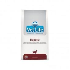 FARMINA Vet Life Dog 2кг Hepatic при заб.печени 0368 1/4