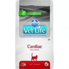 FARMINA Vet Life Cat 2кг Cardiac при заб.сердца 0375 1/4