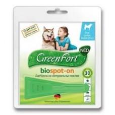 Green Fort neo БиоКапли д/собак более 25кг --