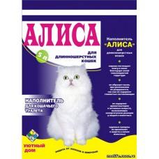 Алиса 12,3л впит. д/длинношерстных кошек (00376869   )