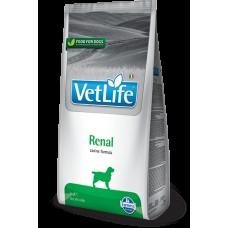 FARMINA Vet Life Dog 12кг Renal 4378 1/1