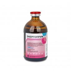 Энергоприм 100мл.(рибоксин.5 мг.кофеин 0,05 мг. кальц.глюк. 50 мг.янтар кисл. 5 мг. глюк.20мг.) 1/12/48 (00376904   )