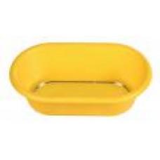Ванночка пластик. с зеркалом 15х8см. ТРИКСИ