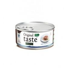 PETTRIC Original Taste 70гр д/кошек Тунец в соусе 0197 1/24 (00379149   )