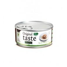 PETTRIC Original Taste 70гр д/кошек Тунец с креветкой в соусе 0234 1/24