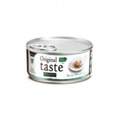 PETTRIC Original Taste 70гр д/кошек Тунец с люцианом в соусе 0241 1/24 (00379153   )