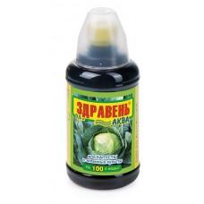 Здравень аква для капусты 0,5л 1/12 (00379616   )