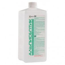 Дез.средство АЛЬПИСЕПТИК 0,5 л. кожн.антисептик с дозатором-изопропиловый спирт 45 %