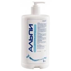 Мыло жидкое АЛЬПИ  1 л с дозатором