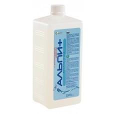 Мыло жидкое АЛЬПИ +  1л.антимикробный эффект с лимонной кислотой