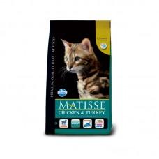 FARMINA Матисс 1,5кг сух д/кошек курица/индейка 6058 1/8 (00379924   )