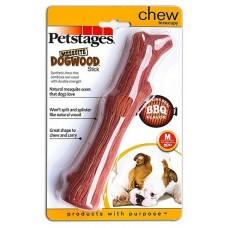 Палочка с ароматом барбекю 18см средняя  Petstages игрушка д/собак 30144