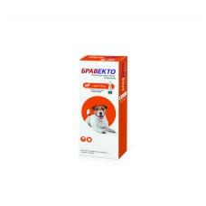 Бравекто Спот Он для собак 250 мг 4,5-10 кг.-9939-