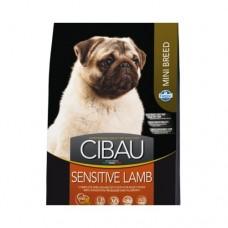 FARMINA Чибау 2,5кг д/собак мелких пород Sensitive ягненок 0986 1/4 (00380879   )