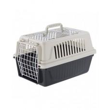 Переноска 41,5*28*h26см ATLAS 5 OPEN TRASPORTINO (без аксессуаров) для кошек и мелких собак (00380908   )