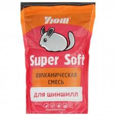 Песок д/шиншилл 0,73л Уют Suher Soft вулканическая смесь 1/10 (00380993   )