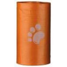 Пакеты для уборки за собаками 3л 4 рулона по 20 шт цветные для всех диспенсеров ТРИКСИ