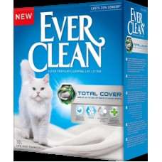 Ever Clean Total Cover 10л комкующийся с микрогранулами двойного действия 213080 1/1