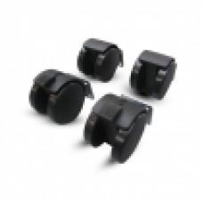 Комплект колес (4 шт.) для переносок серии Premium, Triol