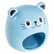 Домик для мелких животных керамический Мышка 75*70*80мм Triol (00382261   )