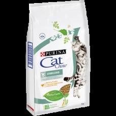 CAT CHOW 7кг д/к сух стерилизованных Птица 9050 (00382628   )