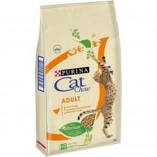 CAT CHOW 7кг д/к взрослых ПТИЦА 9470 (00382814   )