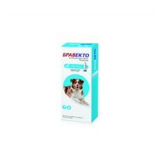 Бравекто Спот Он для собак 1000 мг 20-40кг -0270-