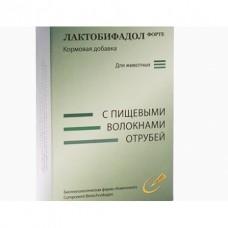 Лактобифадол Форте с отрубями 40 гр/уп--