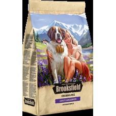 BROOKSFIELD Dog 3кг Adult Large Breed д/взрослых собак крупных пород курица/рис 1/4  0096