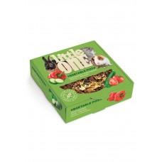 Little One д/грызунов 55гр Пицца с овощами лакомство игрушка для всех видов грызунов 1/6 (00383747   )