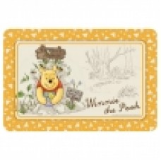 Коврик под миску 43x28см Disney Winnie the Pooh  Triol